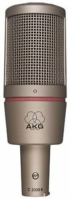 AKG C 2000 B Condenser Cable Professional Microphone