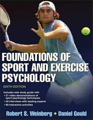 Foundations of Sport and Exercise Psychology Sixth Edition PDF via email