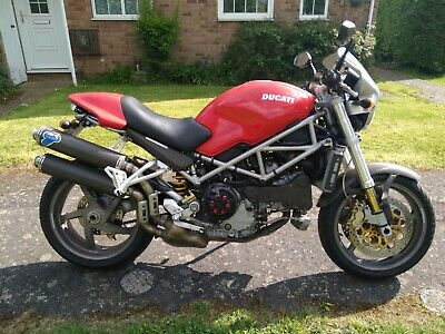 Ducati S4R 2003 in good condition 12months MOT well maintained  Discount Price