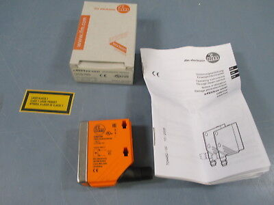 IFM Efector200 O5S700 Photoelectric Sensor - New