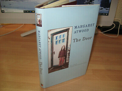 Margaret Atwood The Door Signed Pre-Pub Dated 1st/1st poems Booker Prize Winner