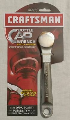 NEW Craftsman Cap Wrench Bottle Opener Forged Steel
