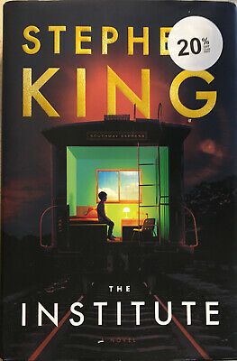 The Institute by Stephen King (Hardcover, 2019)