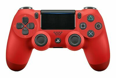 NEW Sony Playstation 4 PS4 Dualshock 4 2nd Generation Wireless Controller (Red)