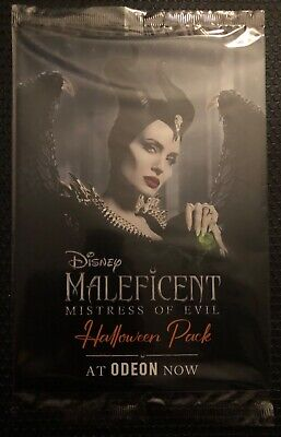Maleficent Mistress Of Evil Halloween Pack Odeon 3 A4 pages included
