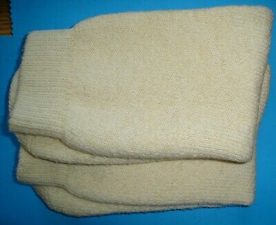 U.S MILITARY ARMY COLD WEATHER SOCKS NEW SIZE 10 Made in USA, 80%Wool-20%Cotton