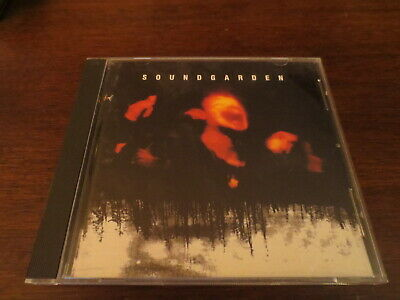 Superunknown by Soundgarden CD 1994 A&M Pearl Jam Alice In Chains