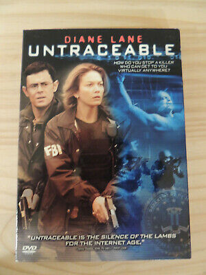 Untraceable (DVD, 2008) Widescreen. Diane Lane, Colin Hanks  w/ Slipcover
