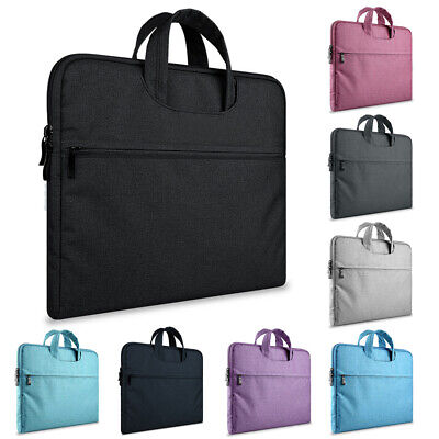Shockproof Sleeve Case Laptop Bag Cover Notebook For MacBook HP Dell Lenovo