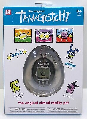2018 Bandai The Original Tamagotchi Gen 2 Virtual Reality Pet  BRAND NEW