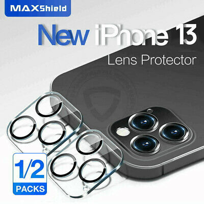MAXSHIELD iPhone 11 Pro Max Camera Lens Tempered Glass Screen Protector