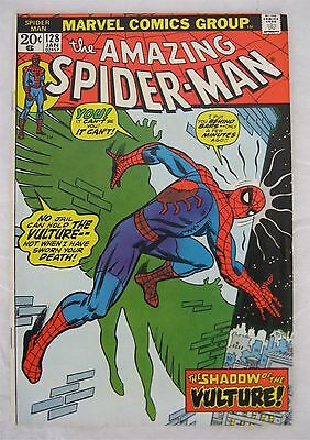 The Amazing Spider-Man #128 (US - Marvel) F-VF condition