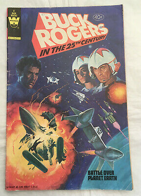 Buck Rogers #8 (US - Whitman) G-VG cond