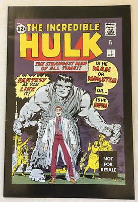 Hulk #1 (US - Marvel Legends Reprint Edition) Fine cond