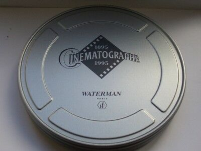 Waterman Cinematographe Ballpoint 1995 Mint & Rare!