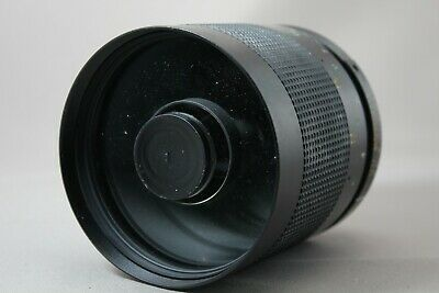 Tamron SP Tele Macro 500mm 1:8 Lens For K Mount* As Is* #E019c