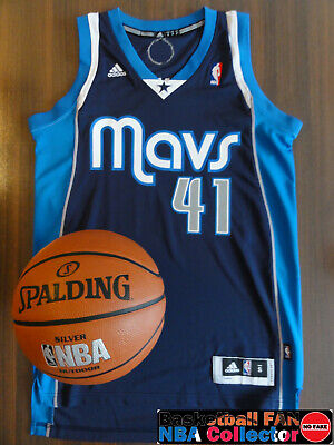 MAILLOT JERSEY NBA Adidas Swingman Dallas Mavericks Dirk