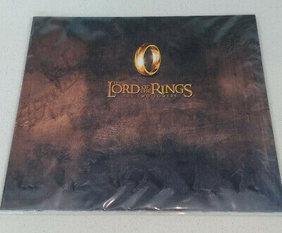 The Lord of the Rings NZ The Two Towers Presentation Pack Stamps. Mint