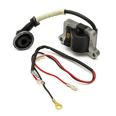 Ignition Coil HT Lead 62mm / 63mm 2 Stroke Engine 49cc 52cc Kids Gokart Road Rat