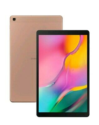Samsung Galaxy Tab A SM-T510 2019 10.1 Inch 32GB 2GB Ram Android Tablet - Gold
