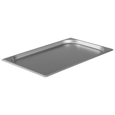 Gastronorm Pan Stainless Steel Container Tray Bain Marie Food Pot Lid Divider
