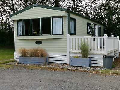 Static Caravan on Holiday Park