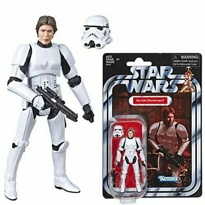 Star Wars Vintage Collection Han Solo Stormtrooper Exclusive 3.75 Action Figure
