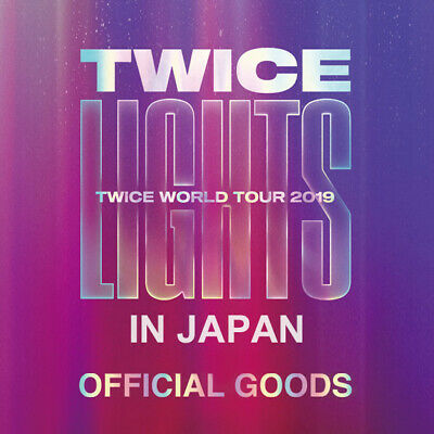 "[PRE-ORDER] TWICE ""TWICELIGHTS"" in Japan Official Goods Merchandise World Tour"