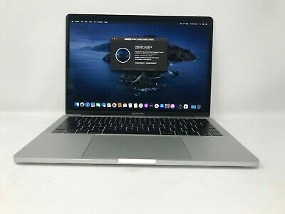 "Apple MacBook Pro A1708 13"" i5 128GB MPXQ2LL/A 2017 Silver **8/10 Condition**"