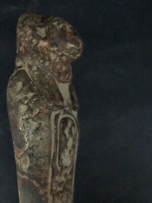 Rare Ancient Egyptian Sekhmet 1403-1365 BC