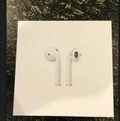 Genuine Apple AirPods with Charging Case - White