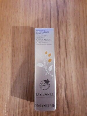Liz Earle Superskin Concentrate for Night 10ml Brand New