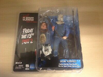 JASON VOORHEES FRIDAY THE 13th PART 2 / CULT CLASSICS HALL OF FAME / NECA