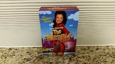 The Nanny Complete DVD Series Box Set Seasons 1-6 Collection 1 2 3 4 5 6 NEW