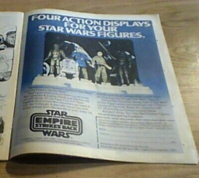 Star Wars Empire Strikes Back Palitoy & Airfix Mail Away Offer Advert's 1982