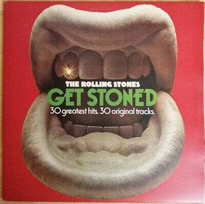 The Rolling Stones- Get Stoned, 30 Greatest Hits 30 Original Tracks, Double...