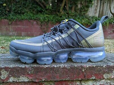 DS NIKE AIR VAPORMAX UTILITY GREY sz 10.5 flyknit racer roshe patta atmos 90 1