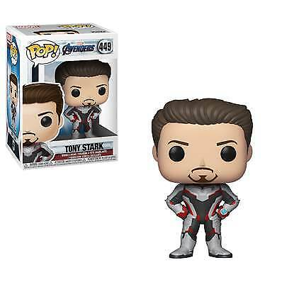 Funko POP! Marvel n 449 Avengers Tony Stark