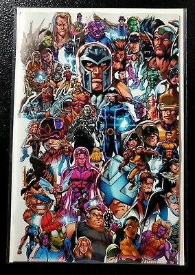 X-men #1 Mark Bagley Every Mutant Ever Variant