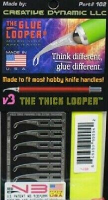 The Glue Looper Creative Dynamic for Thick Glues application #102