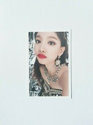 "K-POP TWICE Mini Album ""Feel Special"" Official NAYEON Photocard"