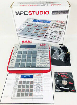 Akai Professional MUSIC PRODUCTION CONTROLLER MPC Studio AP-MPC-010 TESTED F/S