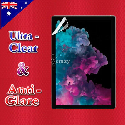 """2X Microsoft Surface Pro 7 12.3"""" inch 2019 Tempered Glass Screen Protector"""