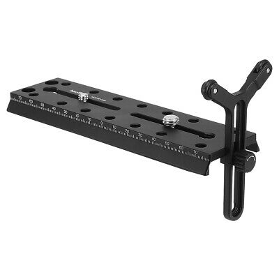 160mm Camera Mounting Plate with Lens Y Bracket for DJI Ronin-S Ronin S Gimbal