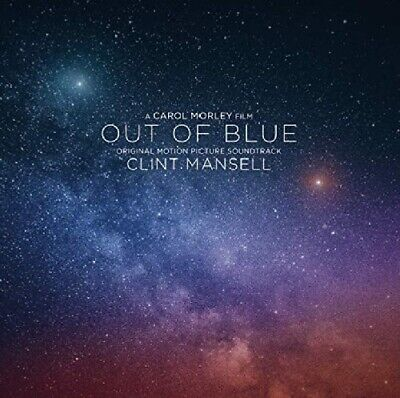 |075234| Clint Mansell - Out Of Blue ( Ost ) [LP x 1 Vinyl] New