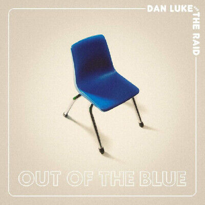 |075234| Dan Luke And The Raid - Out Of The Blue [LP x 1 Vinyl] New