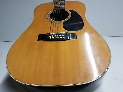 70's TERADA 12 STRING ACOUSTIC - made in JAPAN