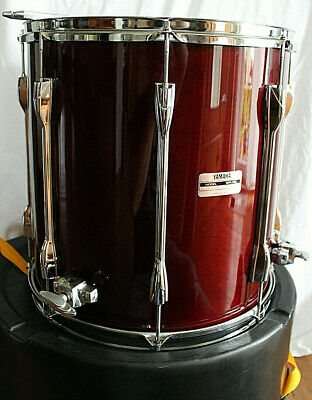 "Yamaha Recording Custom 16""x16"" Floortom Made in Japan Vintage & Hardcase"