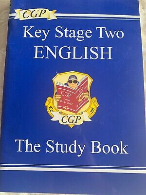 CGP Key Stage Two English The Study Book