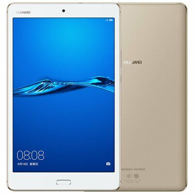 """Huawei MediaPad M3 Lite 8"""" (Wi-Fi + Cellular) 32GB / 64GB LTE Android Tablet PC"""